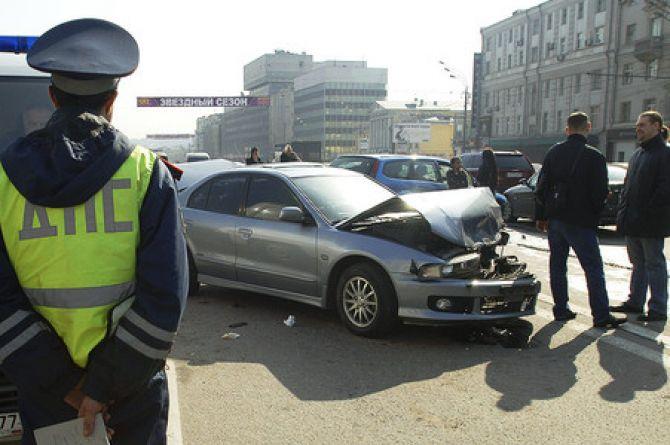 На дорогах Подмосковья стали меньше погибать в ДТП