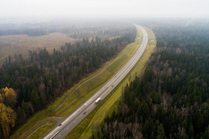 «Автодор» представил концепцию развития скоростных дорог до 2035 года
