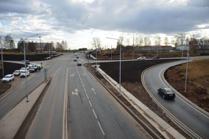 209 миллионов рублей потратили на ремонт улицы в Набережных Челнах