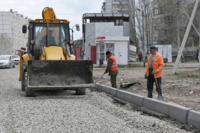 В Челябинске заканчивается ремонт улиц по проекту БКАД