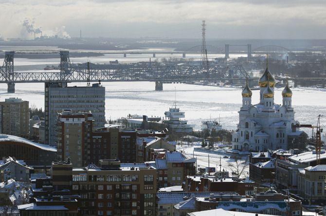 Проект реконструкции моста через реку Юрас в Архангельске прошёл госэкспертизу