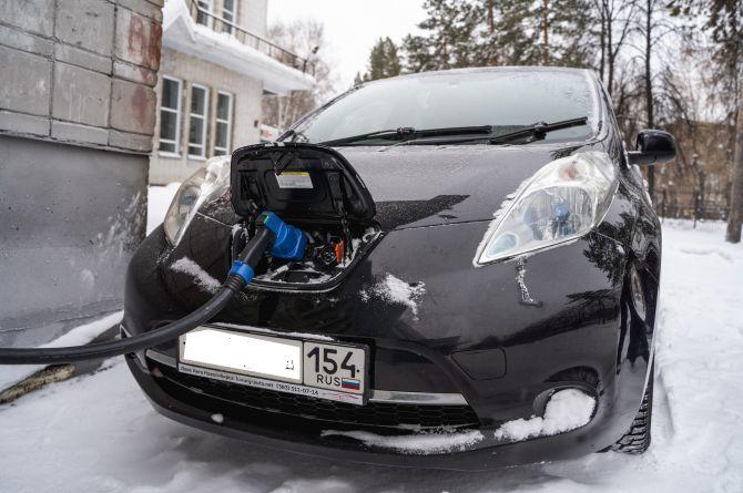 В Новосибирске учёные разработали станцию для электромобилей, которая заряжает за полчаса
