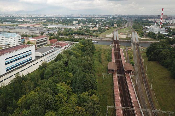 Собянин рассказал о «незначительных следах загрязнения» радиацией на месте строительства ЮВХ