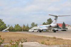 Аэродром Бельбек частично сертифицируют для гражданской авиации