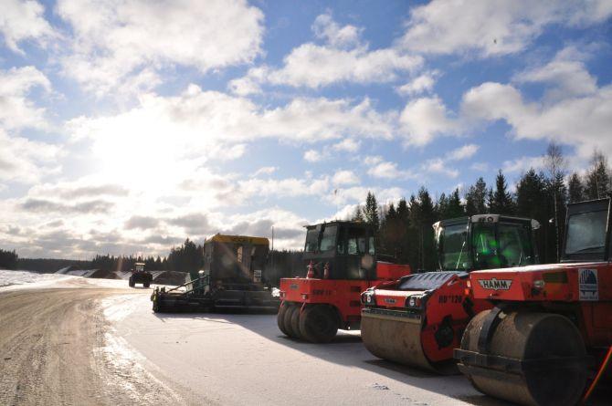 В ближайшие пять лет в России появятся два новых автомобильных маршрута