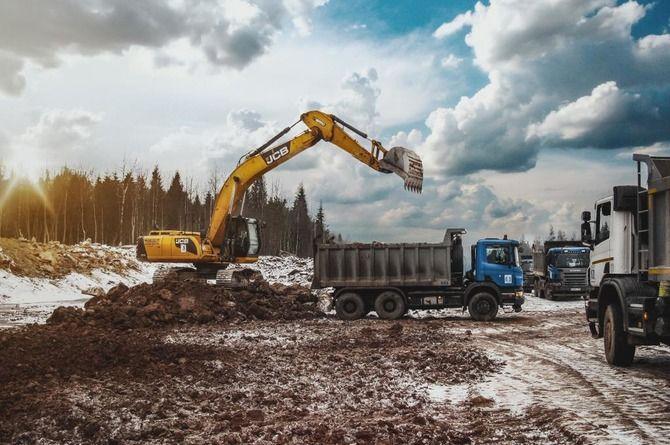 Новую дорогу длиной 45 километров построили в ХМАО