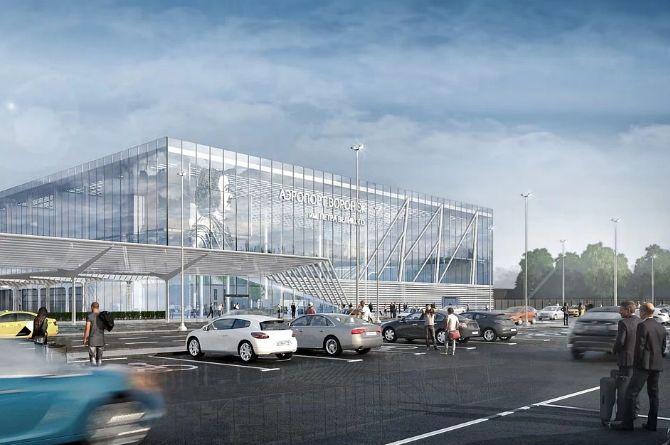 «Ассманн Бератен + Планен» спроектирует новый терминал воронежского аэропорта