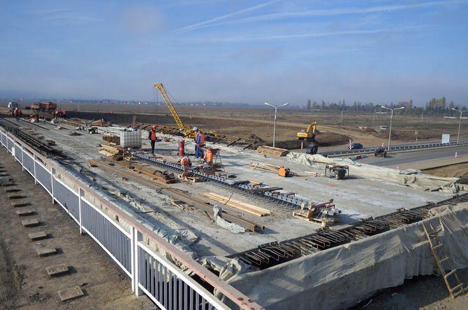 Новая транспортная развязка в Майкопе будет построена к началу декабря