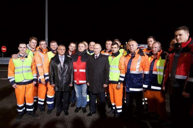 АО «ВАД» станет единым подрядчиком на всех дорогах Крыма