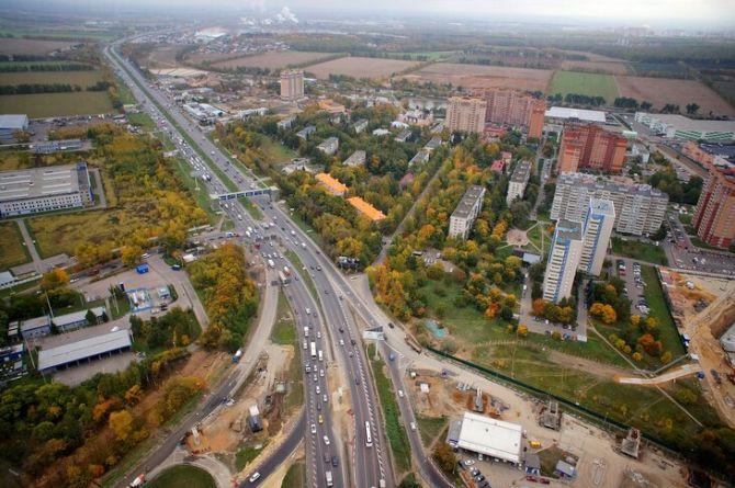 В Москве начали проектировать шесть участков Южной рокады