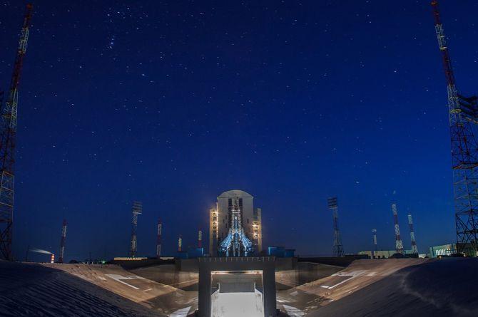 Аэропорт на космодроме Восточный построит Crocus Group