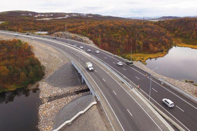 Новую четырёхполосную дорогу построят на окраине Мурманска