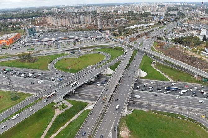 Многоуровневую развязку начнут строить в Ставрополе в 2020 году