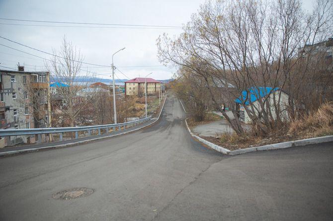 Реконструкция трёх улиц завершилась в столице Камчатского края
