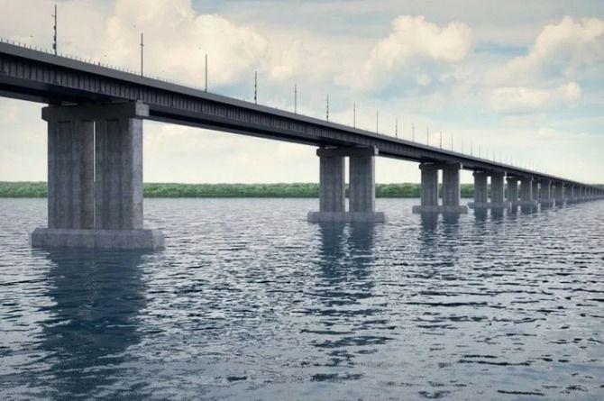 На строительство моста у Климовки добавили 12 миллиардов