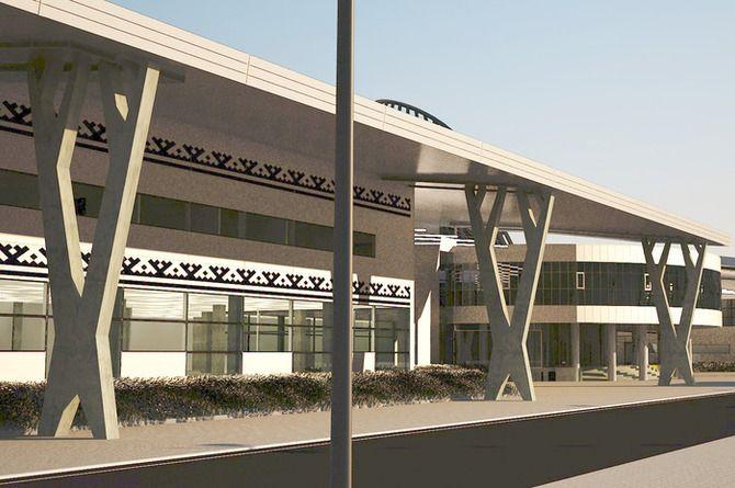 На Ямале ищут подрядчика для проектирование аэропорта Салехарда