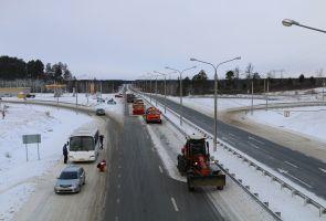 Байкальские дорожники выявили 14 аварийных участков на своих трассах