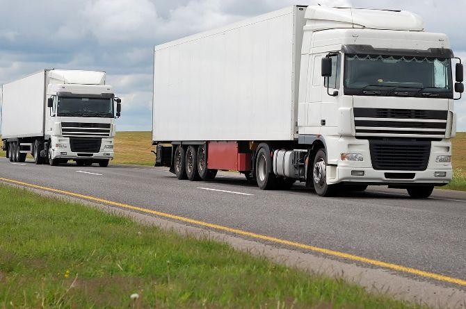 «Автодата» поможет грузовикам ездить колоннами