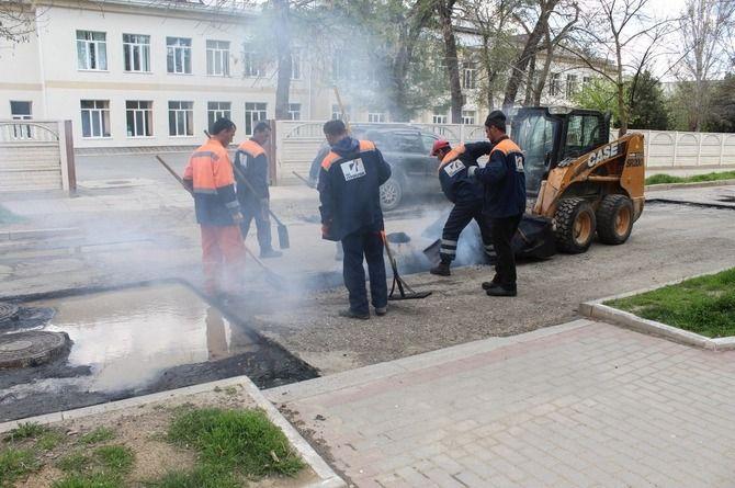 На возведение дорог в микрорайоне Евпатории потратят почти 150 миллионов рублей