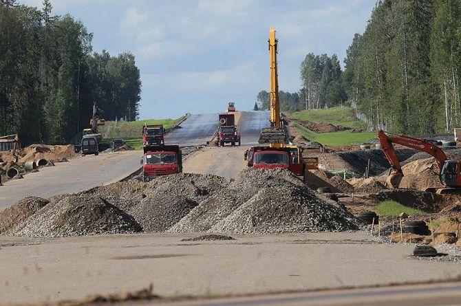 Дороги в Ленобласти будут строить «по уму» и с инновациями