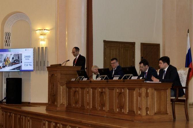 В Белгороде обсудили внедрение интеллектуальных транспортных систем