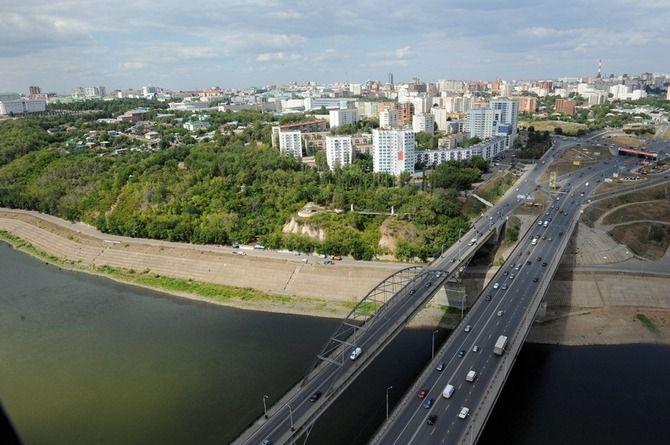 На юге Уфы построят новый мост с выходом на трассу М5