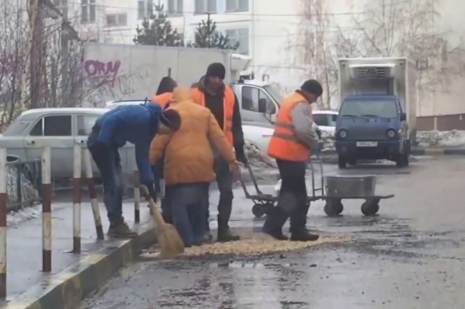 """Регионы, не соблюдающие сроков ремонта дорог, """"накажут рублём"""""""