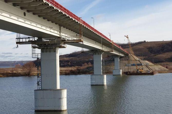 На 70% завершены подготовительные работы на строительстве нового моста в Татарстане