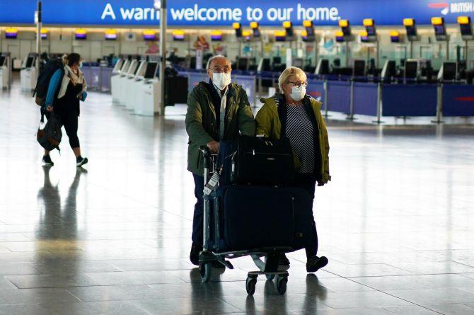 Опубликован список самых опасных для заражения коронавирусом аэропортов