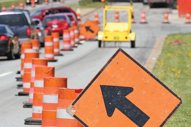 Зоны дорожных работ: повышение безопасности и эффективности