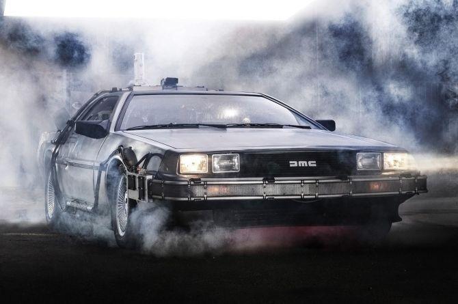В США начнут выпуск автомобиля DeLorean DMC-12 из фильма «Назад в будущее»