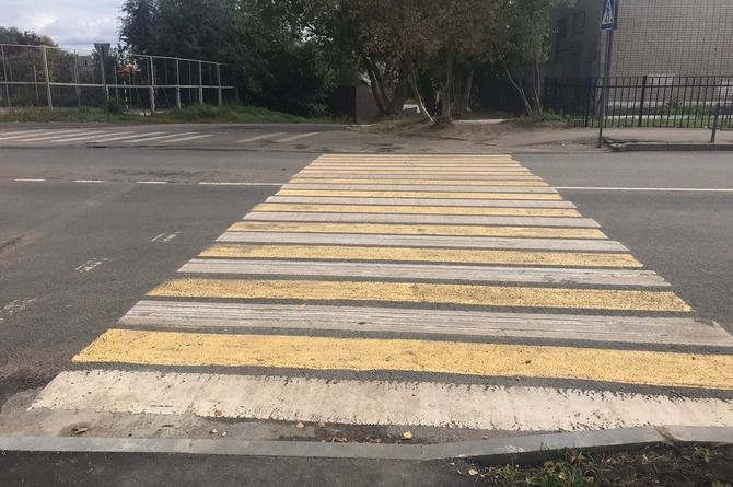 26 пешеходных переходов во Владимирской области сделают безопаснее