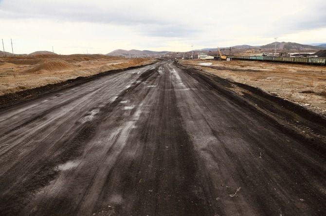 Отремонтируют разбитую трассу под Карабашом в Челябинской области