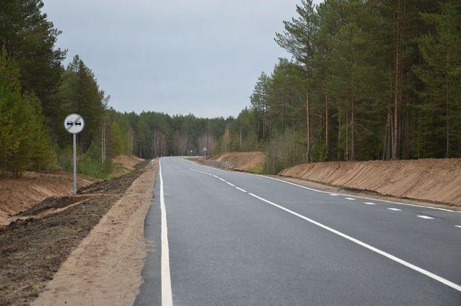 Реконструкция участка трассы Сыктывкар — Нарьян-Мар начнётся в следующем году