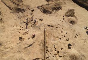 На месте стройки М-12 обнаружили поселение бронзового века