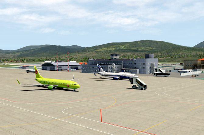 Новости дальневосточных аэропортов: аэродром на Парамушире, международный хаб в Южно-Сахалинске