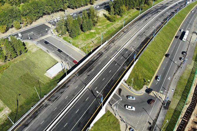 Создание интеллектуальной транспортной системы для ЦКАД обойдётся в 5,4 миллиарда рублей