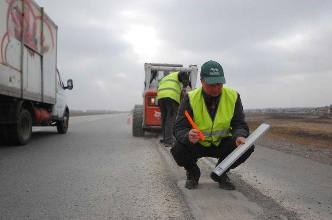 На дорогах Ростовской области до конца года появится более 60 километров шумовых полос