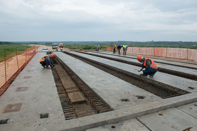 На строительство обхода Боброва в Воронежской области направили ещё 1,2 миллиарда рублей
