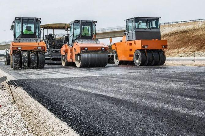 Омск: планы на ремонт дорог 2020–2022