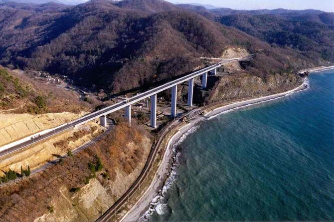 Власти Сочи поддержали проект новой трассы до Джубги
