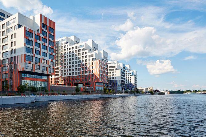 В Москве построят новый пешеходный мост