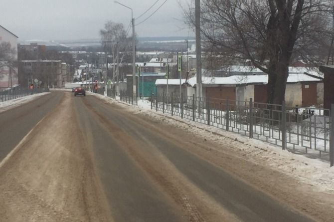 Больше не главная: с дороги в Похвистневе убрали дорожные знаки