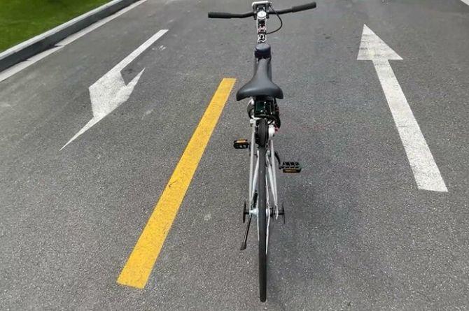 Компания Huawei представит «беспилотный» велосипед