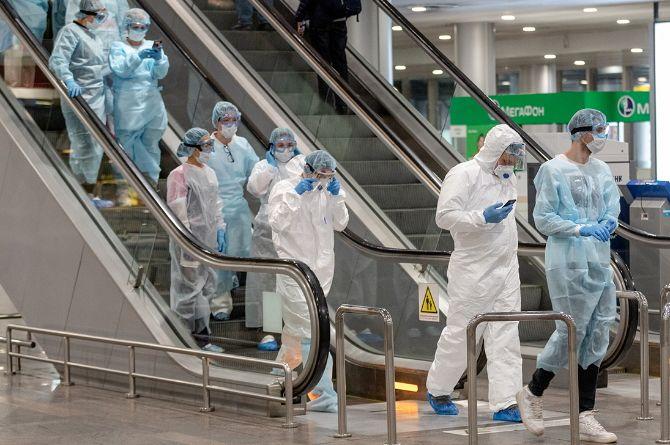 Росавиация разработала методические указания по поэтапному снятию противоэпидемических ограничений
