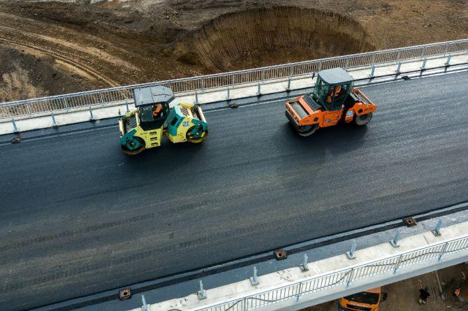 Строительство дорог могут «заморозить» ради борьбы с коронавирусом