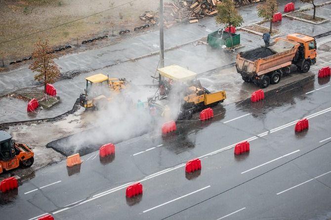Новый ГОСТ регламентирует асфальтовые работы в неблагоприятных погодных условиях