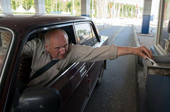 «Автодор» просит водителей пользоваться транспондерами из-за угрозы заражения коронавирусом