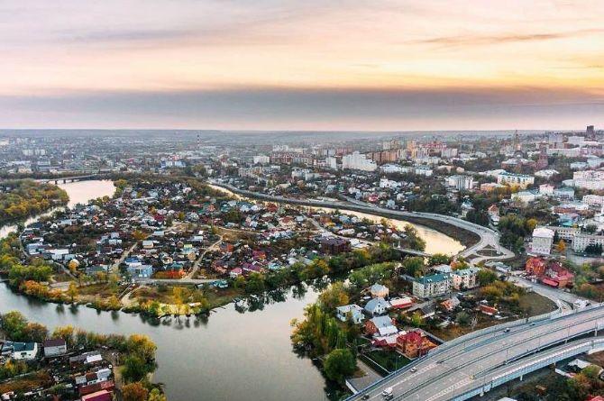 В Пензе построят новый мост через реку Мойку