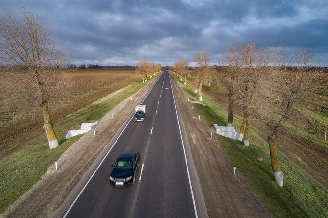 Участок трассы А-290 Новороссийск — Керчь отремонтируют в Анапе